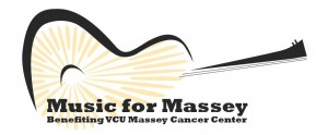 Music for Massey Logo - Black