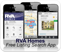 Central VA Home Search App