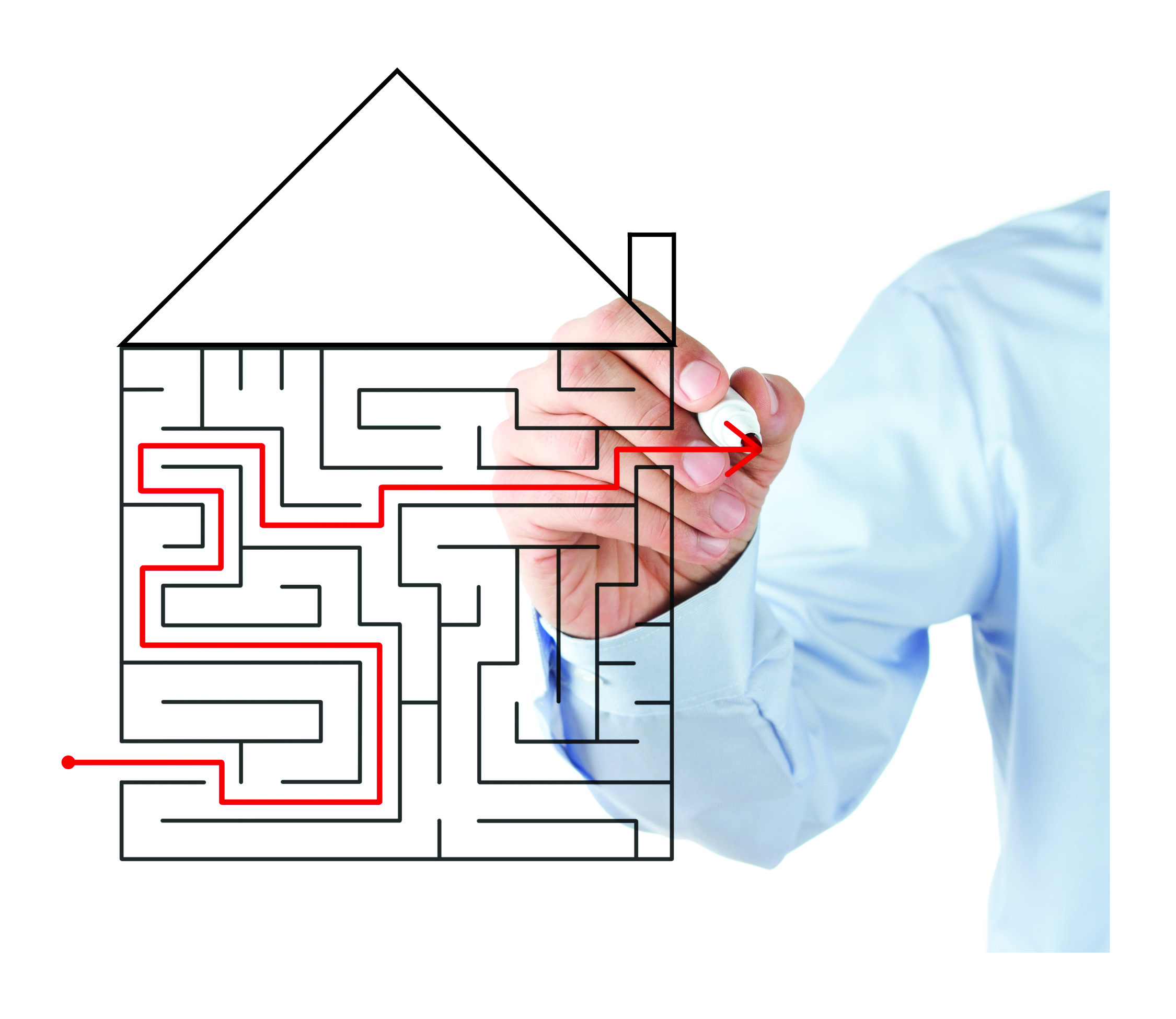 maze_house