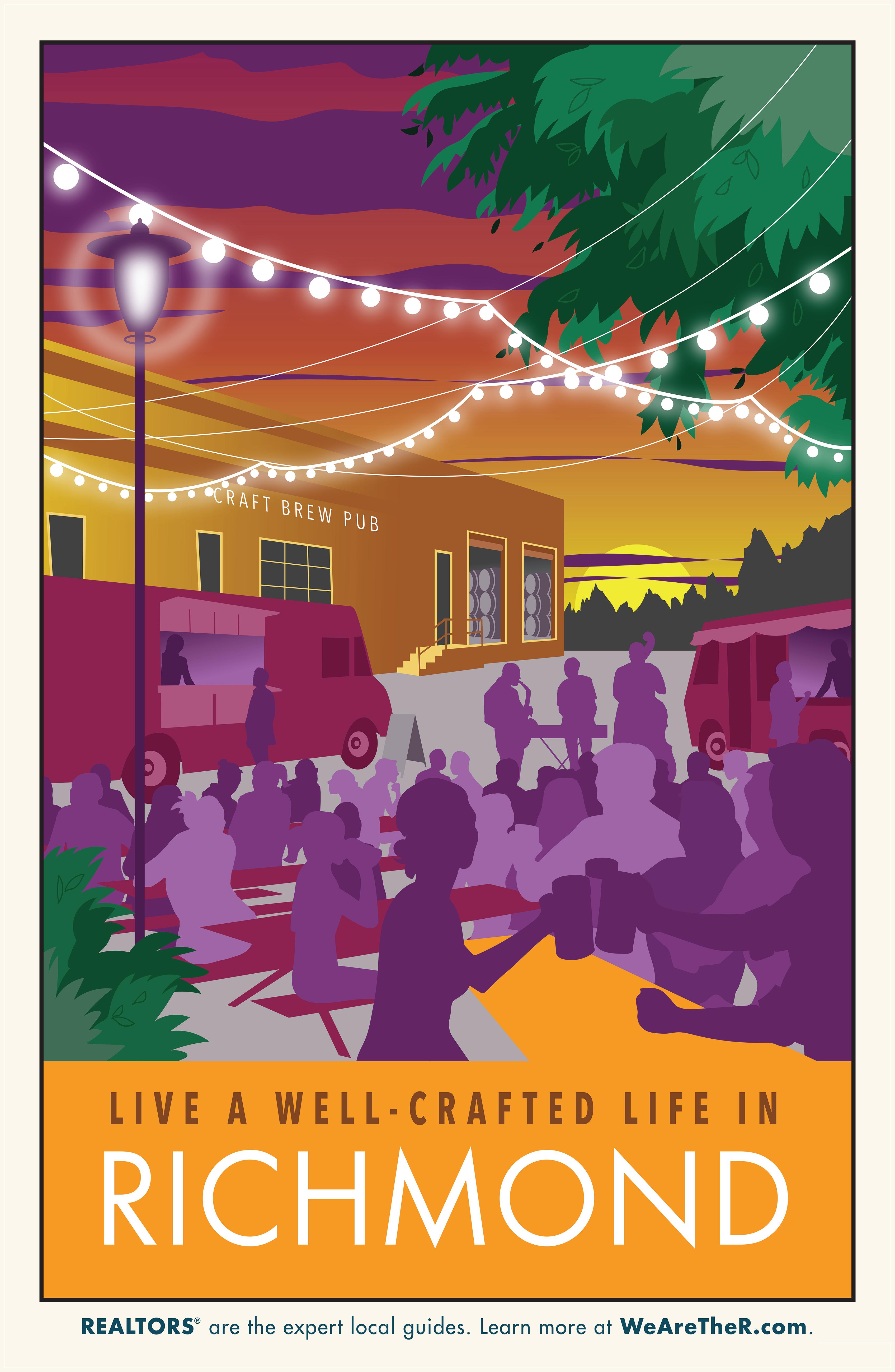 Live Among Poster